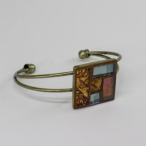 Bracelets en mosaïque